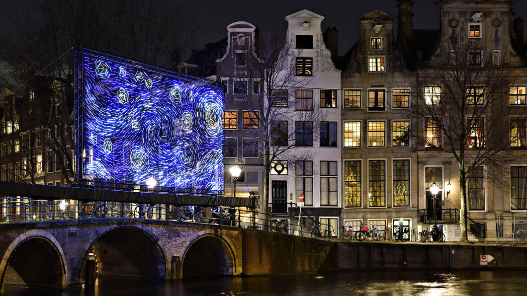 Amsterdam Light, Sterrennacht Van Gogh